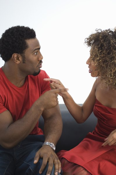 What Are the Most Common Reasons Couples Argue?