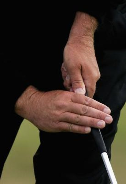 Putters need new grips from time to time just like other clubs.