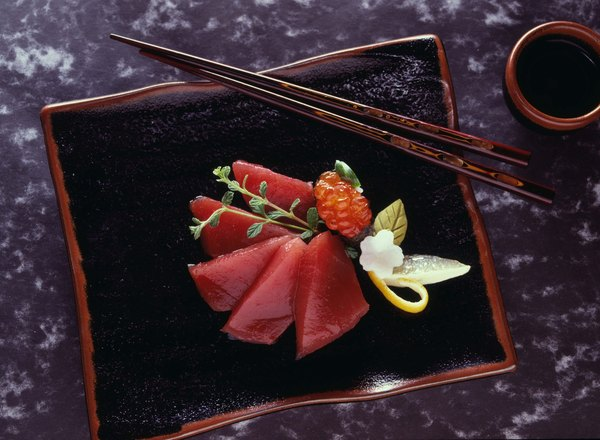 Is ahi tuna good for you woman for Is tuna fish good for you