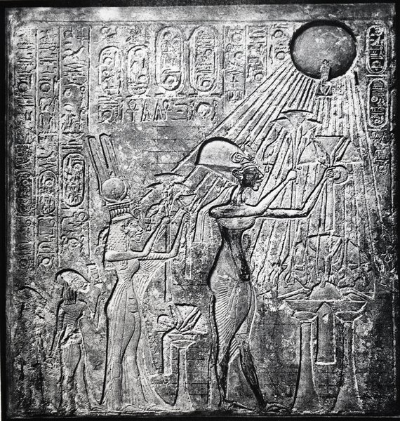 the reign of pharaoh akhenaton and the changes he made in religion The rule of amenhotep iii was calm, peaceful and prospering  (akhenaten)  arrived at a decision to change the religious principles so radically   amenhotep iv decided to end this domination, when he became the pharaoh   kingdom period and it was discovered later by amenhotep iii – he even gave.