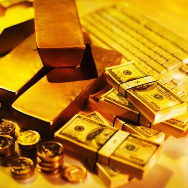 Futures contracts allow traders to actively make bets on the price of gold and silver.
