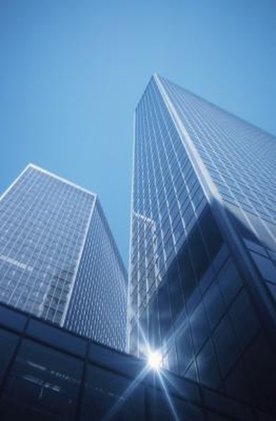 REITs own commercial properties such as office buildings and shopping centers.