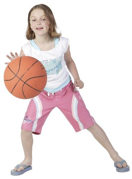 Basketball Ball Game online free - Learn4Good.com