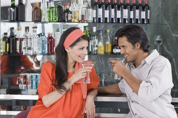 How to Flirt in Bars