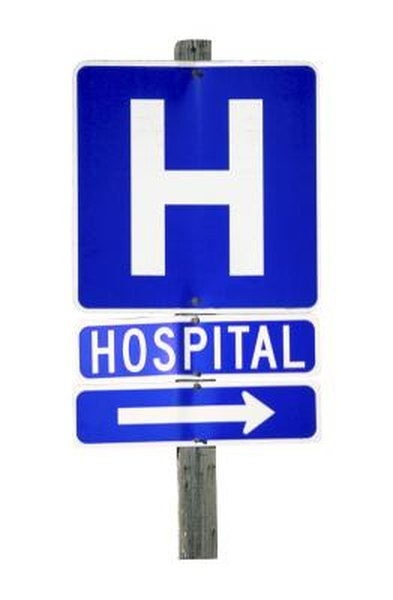 The hospital can be a profitable place to invest.