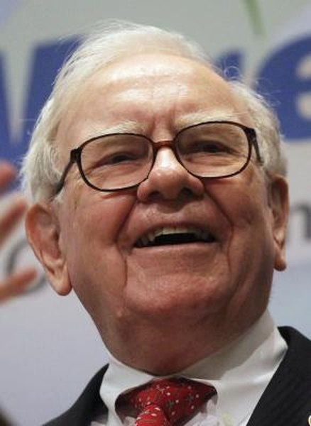 Warren Buffett, Berkshire Hathaway's chairman and CEO, is one of the richest men in the U.S. But his credit score is not high.