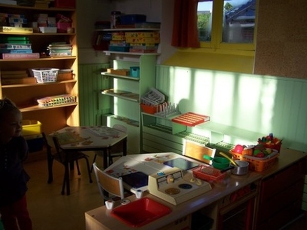How to set up a pre k classroom environment the for Actividades para el salon de clases