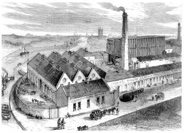 How Did The Industrial Revolution Affect Manchester S Natural Environment