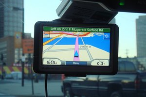 Where to Rent a GPS System
