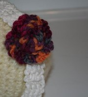 How to Crochet a Baby Headband