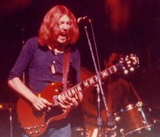 The late Duane Allman is credited with bringing slide guitar to a wider audience.