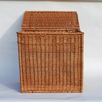 Willow hamper by Katherine Lewis.
