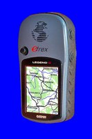 Garmin Legend GPS