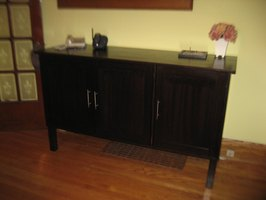 Sideboard Table for the Dining Room
