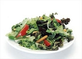 Make Mixed Green Salad
