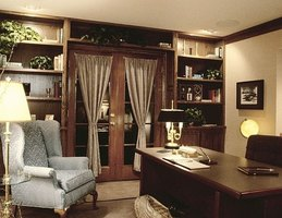 How to Organize a Home Office | eHow