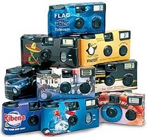 Choose a Disposable Camera