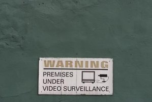 Laws vary from state to state as to what is required in video surveillance notifications.