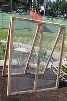 Build an A-Frame Trellis