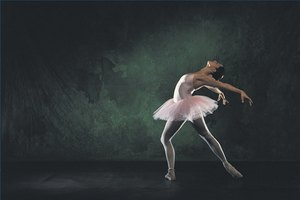 Perform the Degage in Ballet