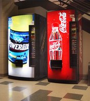 Buy Soda Vending Machines
