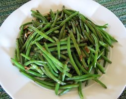 Cook Chinese Green Beans