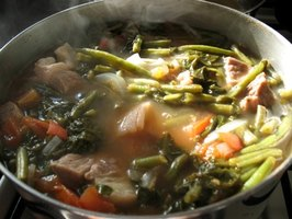 Sinigang Soup