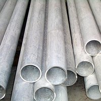 Stainless steel tubing for construction