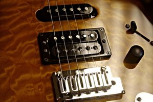 how to fix electric guitar wiring ehow
