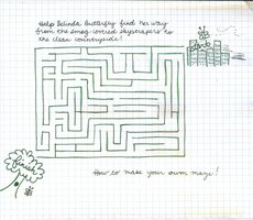 Make Your Own Maze