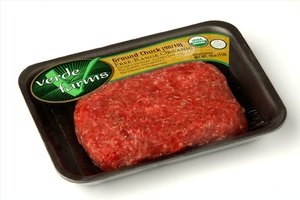 Freeze Ground Beef