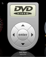 Mac OS X DVD Player