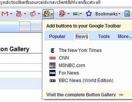 Install the Google Toolbar 5 for Firefox