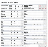 Start gaining control of your finances by creating a personal budget in Microsoft Excel.