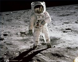 Who Was the Second Person on the Moon?