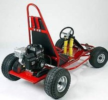 How to build a motorized go kart ehow for Simple motors for kids