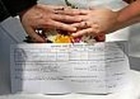 print a fake marriage certificate