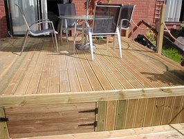 About Deck Stain