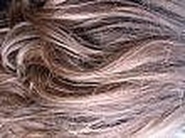 thinning hair in women