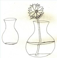 How To Draw Flowers In A Vase Ehow