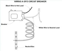 gfci breaker wiring diagram gfci image wiring diagram gfci breaker wiring diagram gfci auto wiring diagram schematic on gfci breaker wiring diagram
