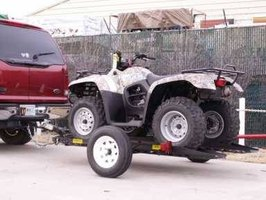 Build Your Own ATV Trailer | eHow