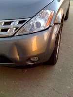 Remove a Dent on a Front Bumper