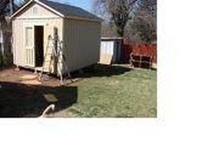 Build a 10 x 12 Shed