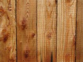 Install a Wooden Stockade Fence