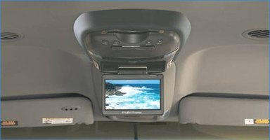 Install an Overhead DVD Player