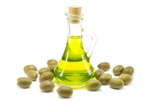 The best way to use olive oil on your hair is by making a conditioner with it.