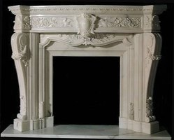 The Luxury of a Marble Fireplace is Easy to Maintain