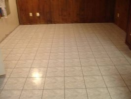 How To Install Ceramic Tile On Wood Flooring Ehow