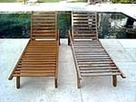 How to Restore Teak Outdoor Furniture | eHow